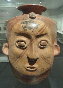 Shaft tomb figure of Western Mexico