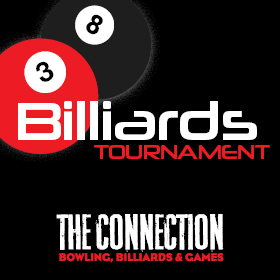 Billiards Tournament at The Connection