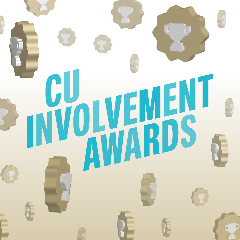 CU Involvement Awards