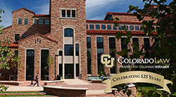 Colorado Law: Celebrating 125 Years