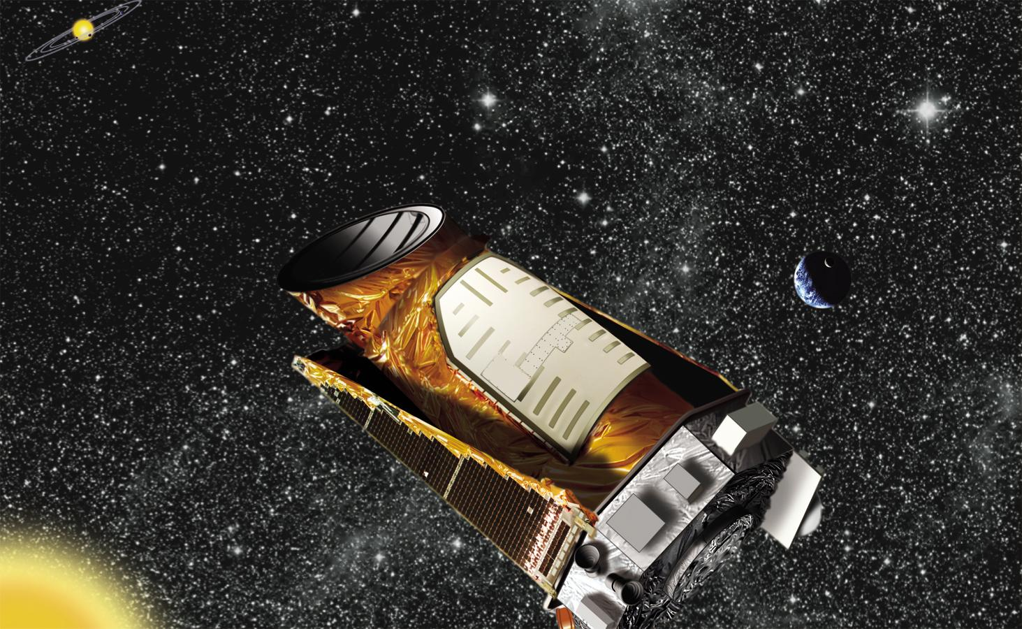 Kepler spacecraft