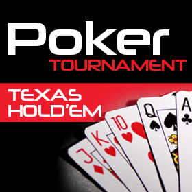 Poker Tournament: Texas Hold'em