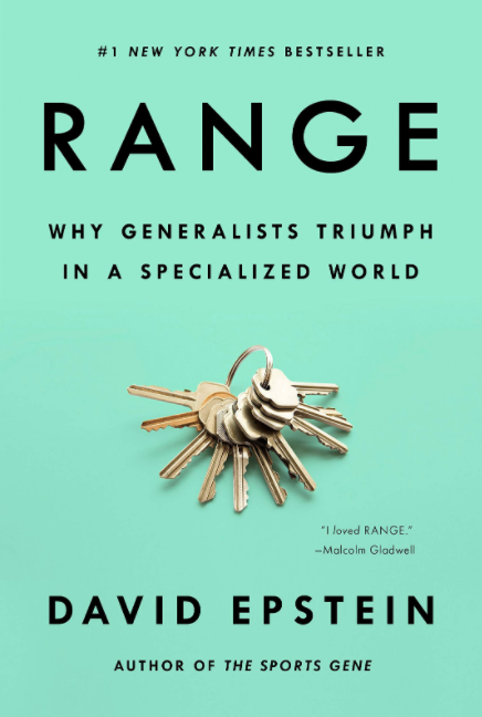 Range book cover