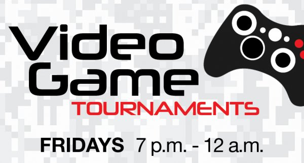 Video Game Tournaments at The Connection Fridays 7 p.m. to midnight