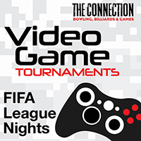 Video Game Tournament at The Connection: FIFA League Nights